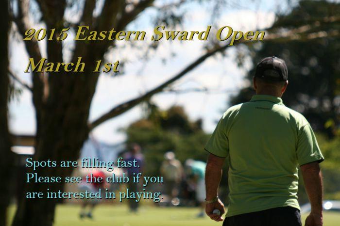 2015 Sward Open