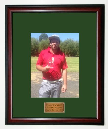 2014 C grade Shane taylor