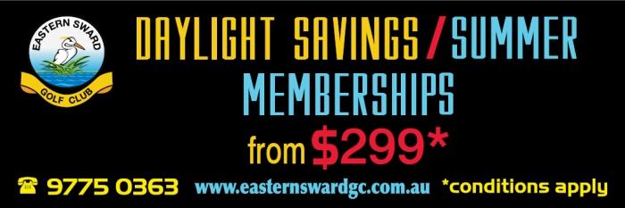 2015 Summer Membership